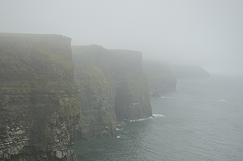 4. Cliff of Moher; Ireland